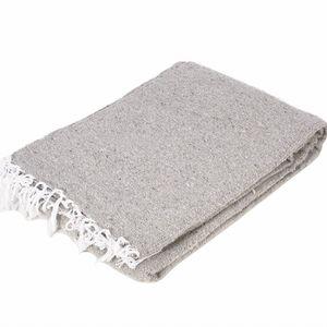 Gray Mexican Blanket for Sale in Alexandria, VA