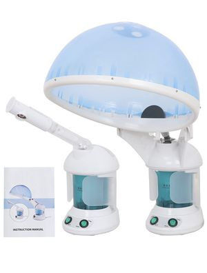 2 in 1 Hair and Facial Steamer with Bonnet for Sale in Irvine, CA