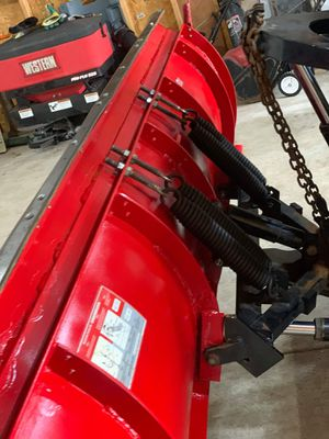 Western 8' Pro Plow for Sale in Chicago, IL