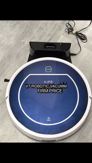 Robot vacuum works needs battery firm price for Sale in Los Angeles, CA