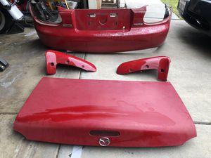 2 sets of Mazda Miata NB rear section for Sale in Fresno, CA