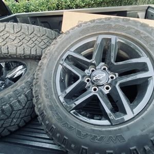 Truck Wheels, Tires, And Suspension for Sale in Fort Lauderdale, FL