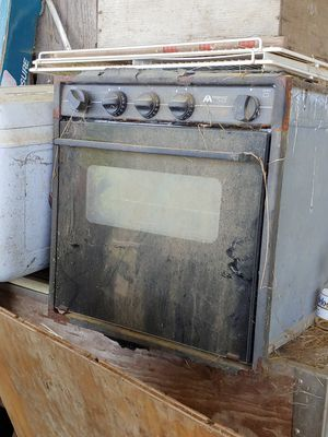 Camper stove for Sale in Aberdeen, WA