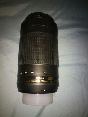 Nikon lense for Sale in Costa Mesa, CA