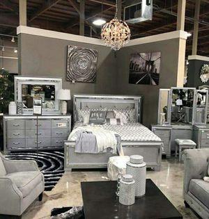 Cal King bedroom set for Sale in Las Vegas, NV