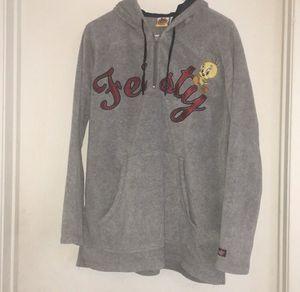 Warner Brothers Tweety Fleece Pullover Hoodie1X (18 W) for Sale in Henderson, NV