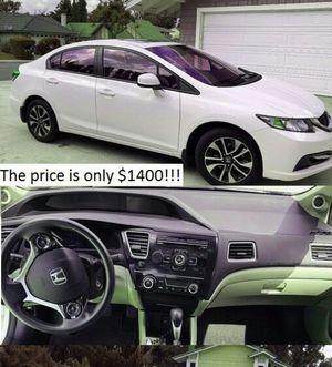 Price$1400HondaCivic2013 for Sale in Morgantown, WV