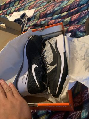 Nike zoom flynnit cabin plate shoe , run faster for Sale in San Jose, CA