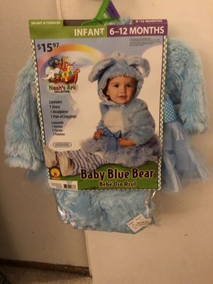 Baby Blue Bear Costume for Sale in Milpitas, CA