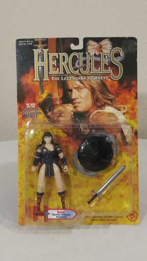 """1995 """"Xena Warrior Princess"""" action figure for Sale in Raleigh, NC"""