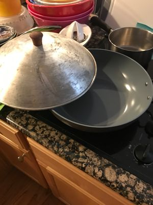 Pots and pans for Sale in Rolling Meadows, IL