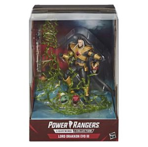 Power Rangers Lightning Collection Mighty Morphin Lord Drakkon EVO III Figure for Sale in Los Angeles, CA