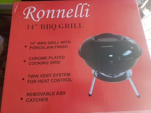 Personal BBQ Grill - NEW for Sale in North Royalton, OH