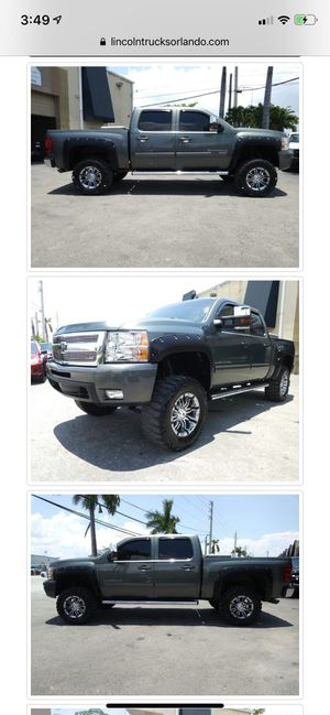 2011 CHEVY SILVERADO 1500 4WD for Sale in Orlando, FL