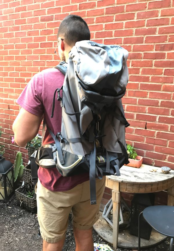 REI hiking backpack. Aries 35 wms