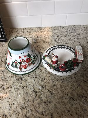 Christmas Candle Holder for Sale in Lewisville, TX