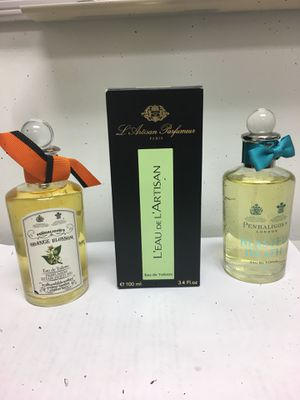 3 Luxury perfume bundle for Sale in Chicago, IL