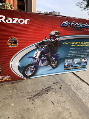 Razor Dirt Bike Rocket for Sale in Pomona, CA