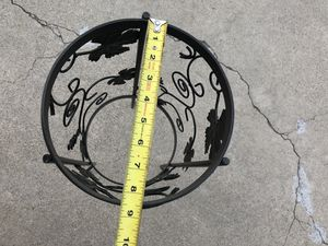 Wrought iron candle holder for Sale in Pico Rivera, CA