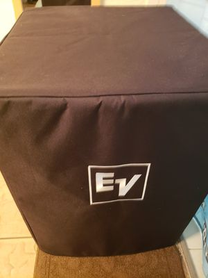 """Electro-Voice ELX118P-120V18"""" 700W Powered Subwoofer and Cover for Sale in FL, US"""
