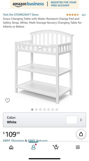 Graco Changing table for Sale in Miami Beach, FL