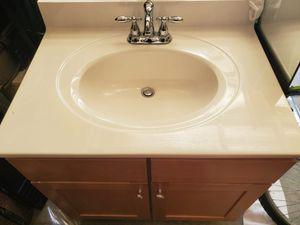 32 inch vanity for Sale in Holly Springs, NC