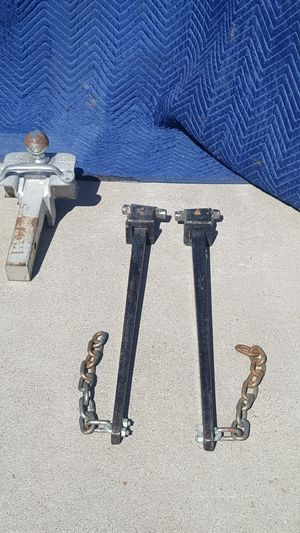 "Load Leveler / Sway Bars 2""in Receiver & 2 5/16th in Ball for Sale in Henderson, NV"