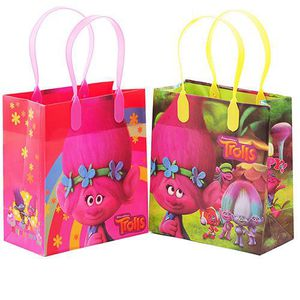 Trolls Small Goodie Candy Bags Birthday Party Supplies for Sale in Whittier, CA
