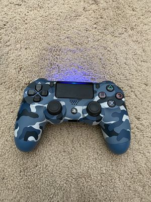 Blue Camo PS4 controller for Sale in Fairfield, CA