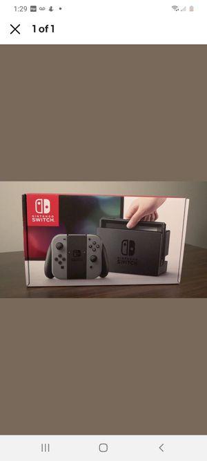 Nintendo Switch bundle with 5 games for Sale in El Dorado Hills, CA