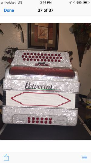 Musical accordion for Sale in Dallas, TX