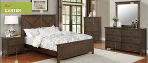 4pc queen bedroom set FREE LOCAL DELIVERY for Sale in Walnut, CA