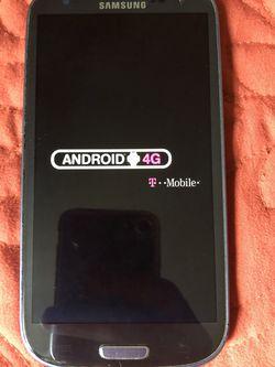 Samsung Galaxy S3 T-Mobile for Sale in Wichita,  KS