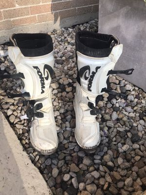 Dirt bike boots Forma from Italy size 42 for Sale in Schiller Park, IL