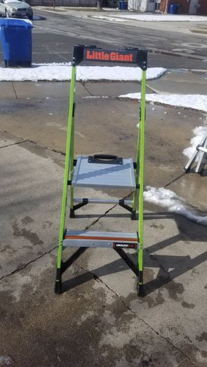New little Giant ladder $70 for Sale in West Valley City, UT