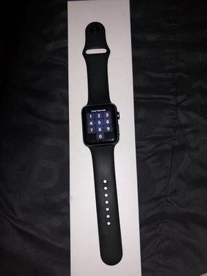 Apple watch series 3 42 aluminum for Sale in Sacramento, CA