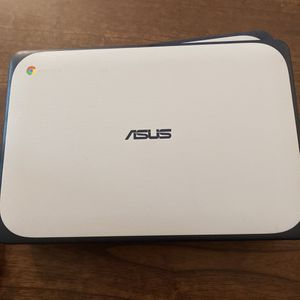 ASUS Chromebook C202SA-YS02 11.6in Ruggedized and Water Resistant Design with 180 Degree (Intel Celeron, Dark Blue, Silver) for Sale in Las Vegas, NV