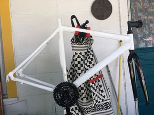 Denali frame w/ crank and fork included for Sale in Wilmington, OH
