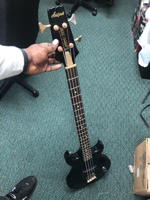 Guitar/bass , Musical Instruments Aria Black bass Made in Japan Pro 2 for Sale in Baltimore, MD