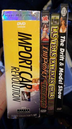Car & Motorcycle DVDs for Sale in Harper Woods, MI