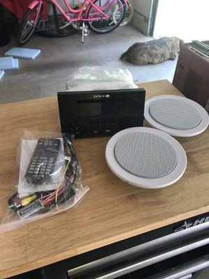 Drive DVD2000 RV/camper DVD,CD, Stereo/speakers for Sale in Colorado Springs, CO