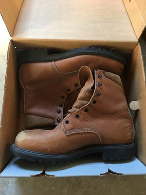 Men's 11.5 RED WINGS Work boots like LIKE NEW for Sale in Castro Valley, CA