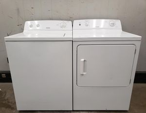 GE Oversized Washer And Dryer Same Day Delivery for Sale in Norfolk, VA