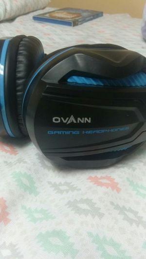 Ovann gaming headset for Sale in Oakton, VA