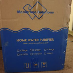 Alkaline Water Reverse Osmosis Water Filter for Sale in Fontana, CA