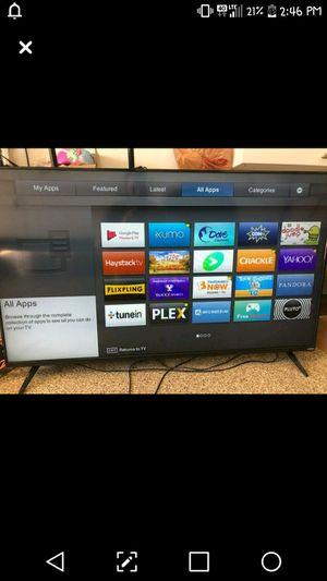 "Vizio 40"" full array HD 1080p Smart Tv. moving must go tomorrow for Sale in San Bernardino, CA"