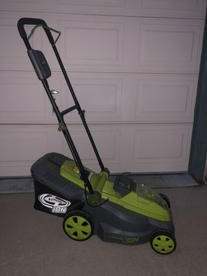 Cordless Lawn Mower-only used once! for Sale in Arvada, CO