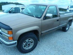 1994 chevy Silverado k2500 3quarter ton for Sale in Jefferson City, MO
