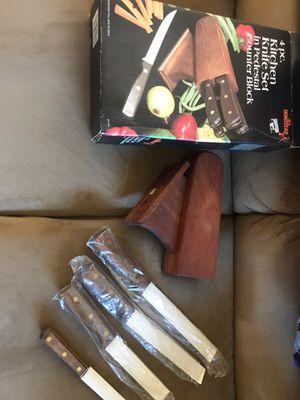 Old Homestead kitchen knife set for Sale in Danville, PA