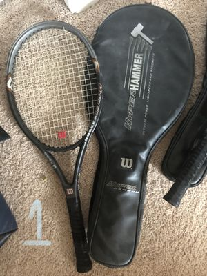 Tennis rackets for Sale in Elmhurst, IL